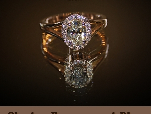 Cluster Engagement Rings | Bejouled Ltd