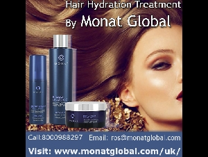 Hair Hydration Treatment By Monat Global