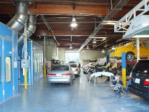 Nandy Auto Body Center